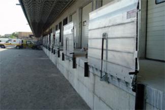 Pedane rampe di carico Milano Lombardia